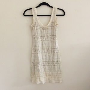 Anthropologie Willow & Clay Lace Bodycon Dress